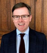 Rev Dr Martyn Cowan